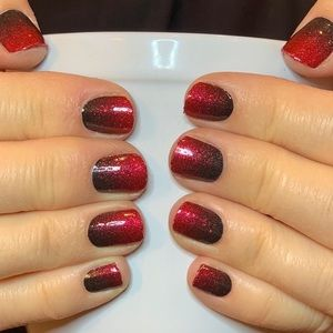 Other - HALLOWEEN  Ombré Nail Polish Strips NO HEAT/TOOLS